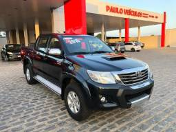Toyota hilux srv ano 2015 top - 2015