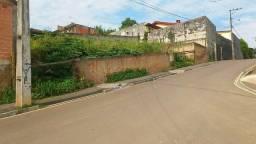 Terreno Jd Roma rua com asfalto