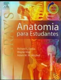 Livro anatomia Gray's