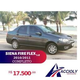 Siena Fire Flex 1.0 - 2011