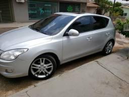 I 30 Hyundai - 2010. Automático + Teto solar + Ar digital + Couro - 2010