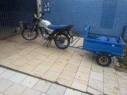 Moto com carrocinha - 2015
