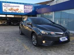 TOYOTA COROLLA 2018/2018 2.0 XEI 16V FLEX 4P AUTOMÁTICO - 2018