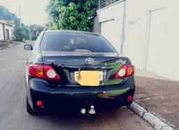 Corolla XEI 1.8 automático ano 2009/2010 - 2010
