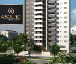 Absoluto Residencial - Apartamentos 3 Suítes, 110 m² na 306 Sul - Preço de Custo