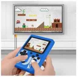 Minigame 400 jogos - pode jogar na tv/brinquedo