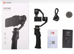 Estabilizador de telefone - Gimbal 3 eixos Funsnap - Smartphone