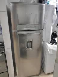 Geladeira Eletrolux Inox Frost Free 409 Litros