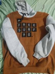 Moletom masculino Free Surf