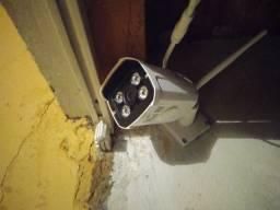 Câmera de segurança IP wi-fi