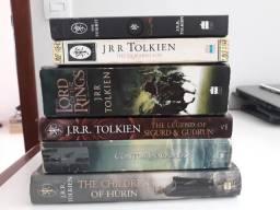 Livros J.R.R. Tolkien comprar usado  Franca