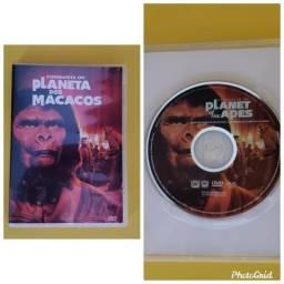 Título do anúncio: DVD A conquista do planeta dos macacos