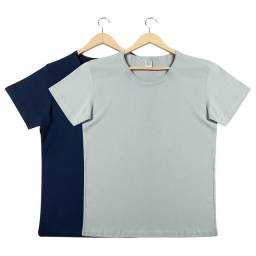 Kit 2 camisetas
