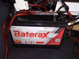 Bateria de 100 amperes, na garantia, leia o anúncio.