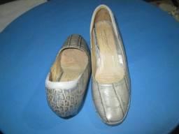 Lote Sapatos Femininos - 3 pares