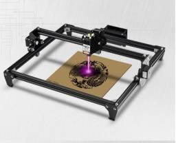 Máquina gravadora CNC laser 5,5w 30X40cm artesanato