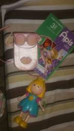 troco por uma boneca que vem com fralda