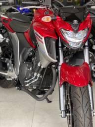 Imperdível Yamaha Fazer 250 Freios Abs 2020/21 0km - R$2.500,00