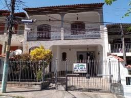 Elsio Bastos Aluga Casa Duplex 3 quartos (1 Suíte) Cond. Fechado Centro Campo Grande