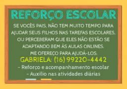 Reforço Escolar (Jardinópolis)