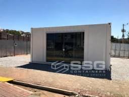Container Stand De Vendas Showroom Usado Locação Mensal