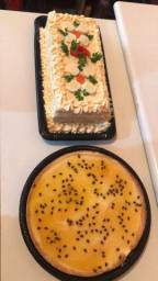 Tortas deliciosas! Peça já a sua!