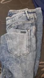 Calça jeans john john tam 40