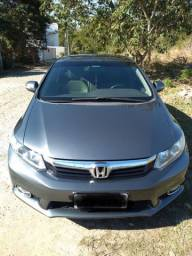 Vendo Honda Civic EXR 2.0 Flex