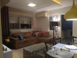 Apartamento à venda com 2 dormitórios em Centro, Campo bom cod:167507