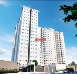 Apartamento com 2 dormitórios à venda, 48 m² por R$ 172.000 - Jardim Betânia - Sorocaba/SP