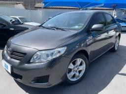 Toyota Corolla 1.8 GLI 16v Flex 4p Manual 2009/2010 R$ 37.900