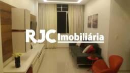 Apartamento à venda com 3 dormitórios em Laranjeiras, Rio de janeiro cod:MBAP32503