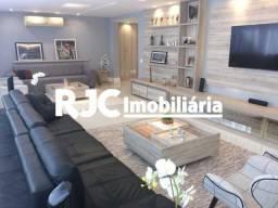 Apartamento à venda com 4 dormitórios em Tijuca, Rio de janeiro cod:MBAP40373