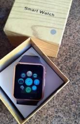 Smartwhatch Novo na caixa