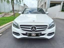 Mercedes Benz C-180 CGI Exc. 1.6/1.6 Flex TB 16V Aut. 2014/2015 - 2015