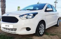 Novo Ford KA 2018 SE Completo Emplacado 2020 - 2018