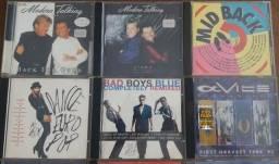 CD´s Eurodance - Originais - Anos 90 - Raridades - Coleção com 11 und