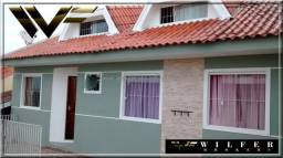 Casa à venda com 3 dormitórios em Rio verde, Colombo cod:w.c320