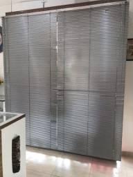 Persiana de alumínio