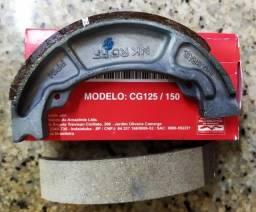 Sapata de Freio Transeiro P/ Cg 125-150