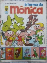 Título do anúncio: Álbum a Turma da Mônica