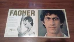 Discos de Vinil- Fagner - História Da Mpb 1984 e Eternas Ondas