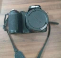 Máquina fotográfica Nikon semi proficinal