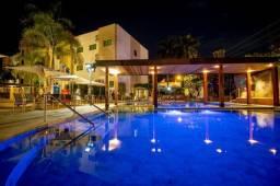 Hotel Morada do Sol, caldas novas, fds p/ casal com café e um dia de lagoa quente R$387,17