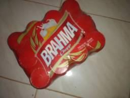 Cerveja Brahma Fardo Com 12 Latas 350ml