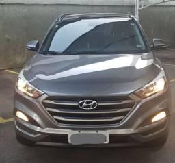 Hyundai Tucson 1.6 Turbo GLS 2018 com Teto Solar!