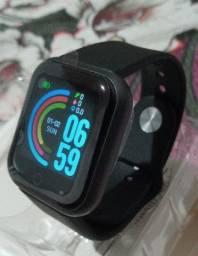Relógio inteligente Smartwatch D20 fitpro bluetooth