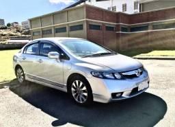 Vendo Civic Lxl 2011 (novíssimo)