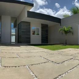 Casa Plana nova R$ 285.000,00 Av. Washington Soares,