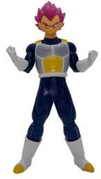 Boneco Vegeta Super Saiyajin Vermelho 18 Cm Dragon Ball